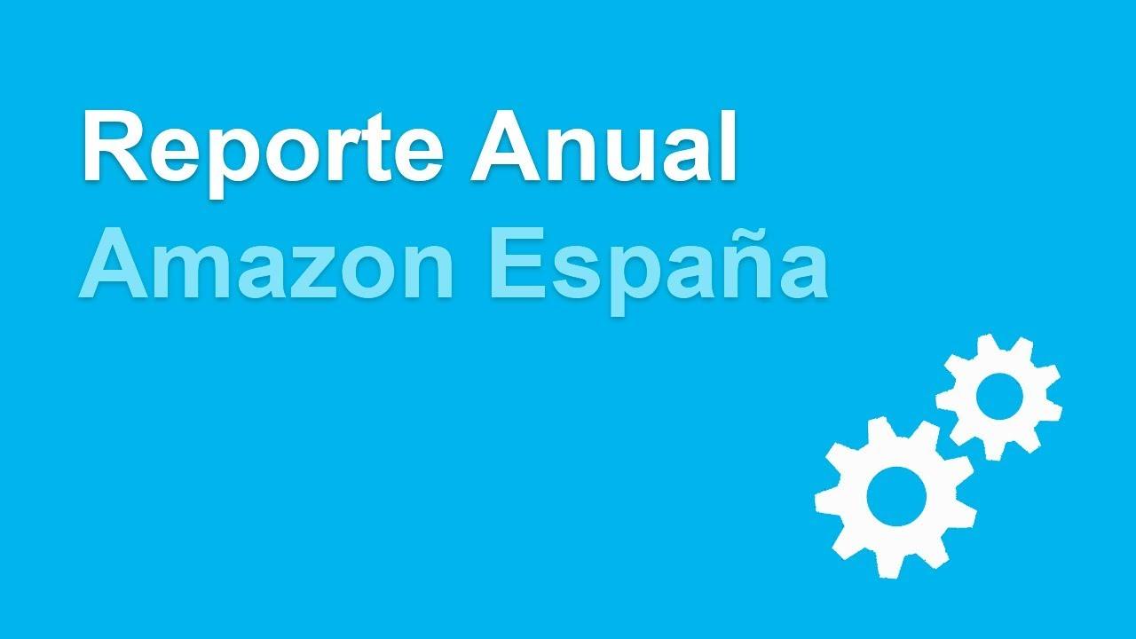 Obtener más información del reporte de ventas anual de Amazon Afiliados